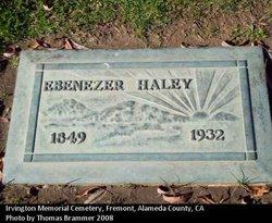 Ebenezer Henry Haley