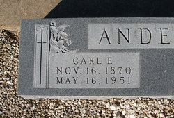 Carl Emil Anderson