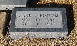 E. Joe Bergstrom