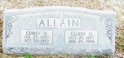 Elodie Lizzie <i>Dube</i> Allain
