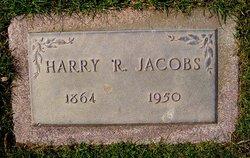 Harry R. Jacobs