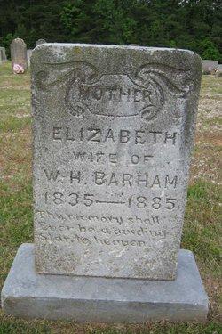 Elizabeth Barham