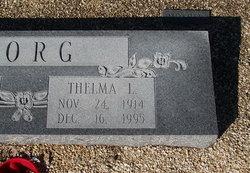 Thelma L. Borg