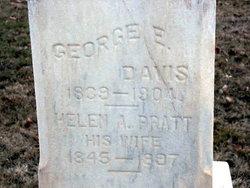 Helen A. <i>Pratt</i> Davis