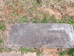Albert W Barker