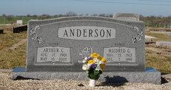 Arthur C. Anderson