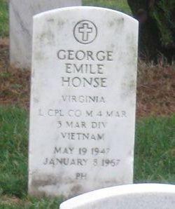 George Emile Honse