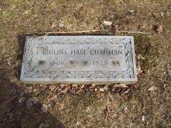 Caroline <i>Hall</i> Cushman