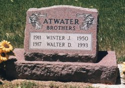 Walter Donald Atwater
