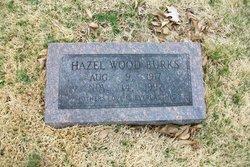 Hazel <i>Wood</i> Burks