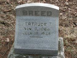 Gertrude Tamora Breed