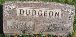 Grace <i>Johnson</i> Dudgeon