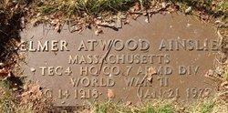 Elmer Atwood Ainslie