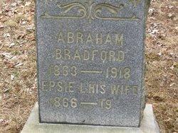 Abraham Bradford