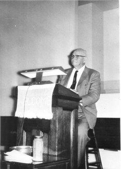 Rev L.L. Fox Parker