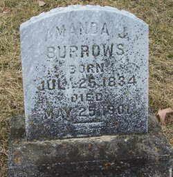 Amanda J. Burrows