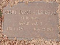 Bobby James Allsbrook