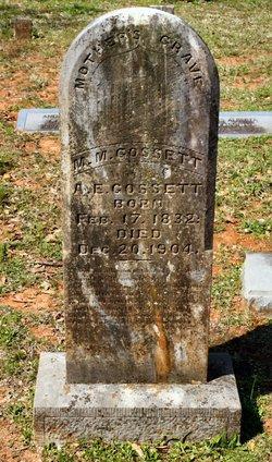 Mary Margaret <i>Murchison</i> Gossett