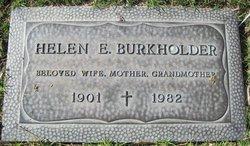 Helena <i>Erickson</i> Burkholder