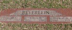 Edith Roselle <i>Lones</i> Beyerlein