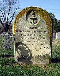 Thomas A.P. Gatesby Jones