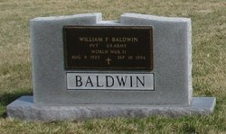 William F. Baldwin