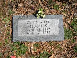 Cynthia Lee <i>Evans</i> Hughes