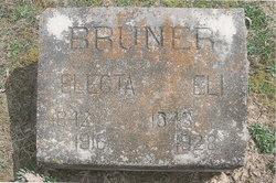 Electa Ann <i>Levi</i> Bruner