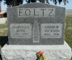 Narcissa Ruth <i>Parker</i> Foltz