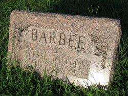Jesse William Jay Barbee