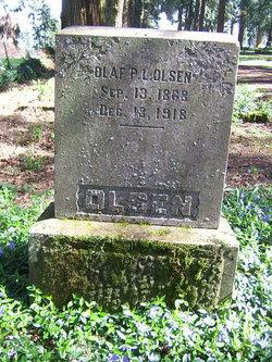 Olaf P. L. Olsen