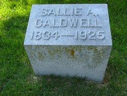 Sarah Ann Sallie <i>Howe</i> Caldwell