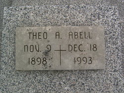 Theodore A. Ted Abell
