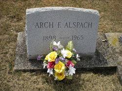 Arch F Alspach