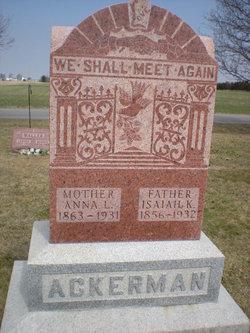 Isaiah K Ackerman