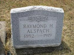 Raymond H Alspach