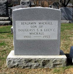 Benjamin Mackall