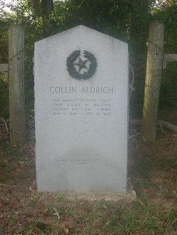 Oliver Collin Collin Aldrich, Sr