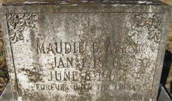 Miss Maude Bell Ayrs