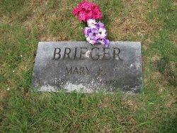 Mary Erhard <i>Murchison</i> Brieger