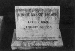 Minnie Massie Palmer