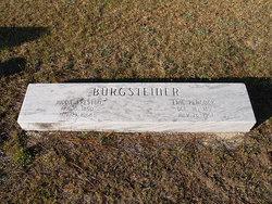 Juddie Preston Burgsteiner