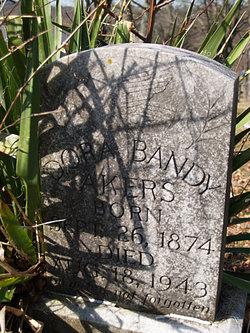 Isadora Icey Dora <i>Bandy</i> Akers