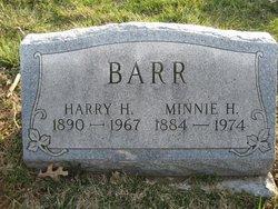 Minnie H. <i>Smith</i> Barr