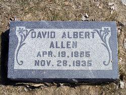 David Albert Allen