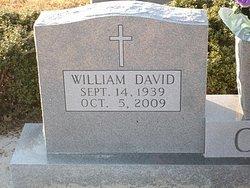 William David Tater Cox