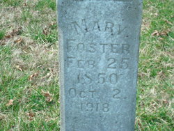 Mary Fortune <i>Morehead</i> Foster