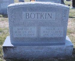 Nellie Jane <i>Armstrong</i> Botkin