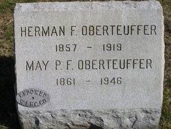 Mary Perkins <i>Fitch</i> Oberteuffer