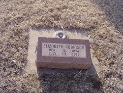 Mary Elizabeth <i>Fry</i> Robinson